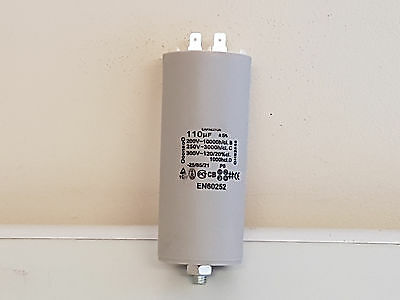 Belle 110v Capacitor Suits Mini Mix150 Cement Mixers