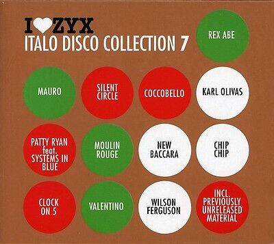Various Artists - ZYX Italo Disco Collection 7 / Various [New CD]
