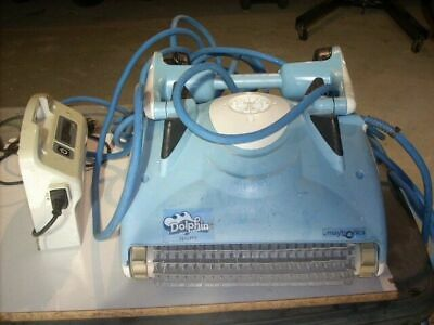 Dolphin Nauty pool cleaner spares or repair, piscine nettoyeur, rechange ou de r
