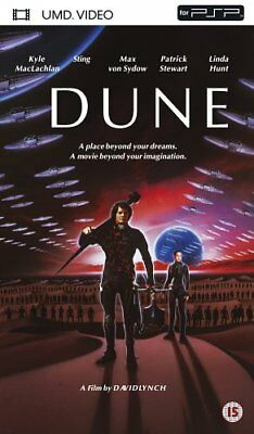 Dune [Special Edition] [UMD Mini for PSP] - DVD  TSVG The Cheap Fast Free Post