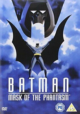 Batman: Mask of the Phantasm [DVD] [2005] - DVD  UMVG The Cheap Fast Free Post