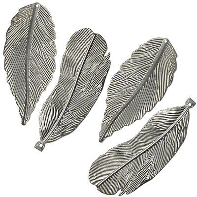 Salvaged Feathers 4/Pkg-