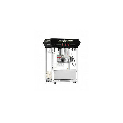 Snack Station Popcorn Machine Tabletop Black
