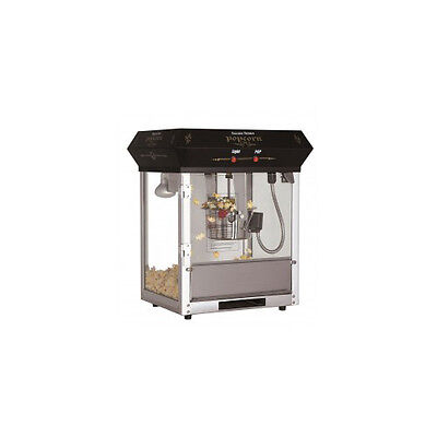 Popcorn Machine Tabletop Black