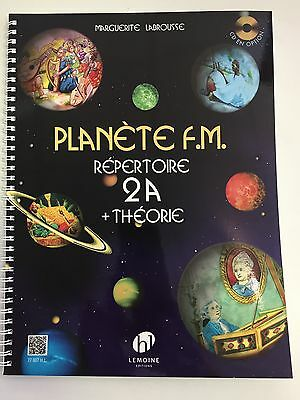 Planete Fm 2A Labrousse Repertoire + Theorie