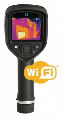 "FLIR E5 Thermal Imaging IR Camera with MSX, 10800 Pixels (120x90), 3"" color LCD"