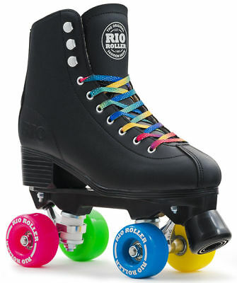 Rio Roller - Figure Adults Skate - Black