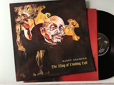 2 LP NM  Barry Adamson – The King Of Nothing Hill