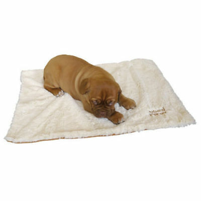 Rosewood Natural Nippers Luxury Soft Snuggle Blanket Bed For Puppy Dog Pet