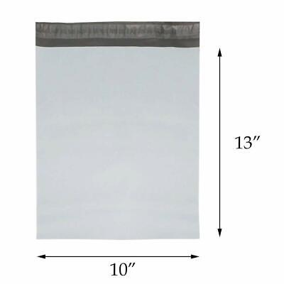 "10 x 13 ""  Poly Mailers Shipping Envelope Plastic Bags, 2.35 Mil, 1 100 500 1000"