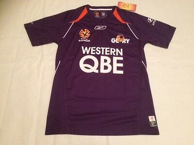 Perth Glory 2008-09 Home Shirt S (FFS000339)