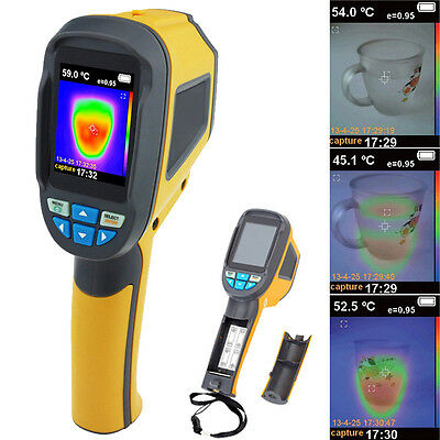 Handheld Thermal Imaging Camera IR Infrared Thermometer Imager -20℃ to 300℃ Best