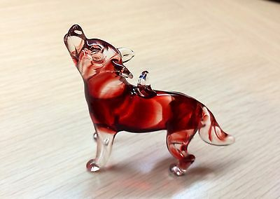 Once Upon A Time, Ruby's glass wolf ornament