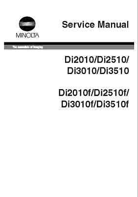 Minolta ep 1030 manual operation manuals pack oem array konica minolta konica minolta service manuals 14 99 picclick rh picclick com fandeluxe Image collections