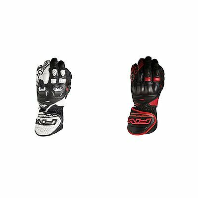 Five Motorcycle / Bike RFX2 Full Grain Leather / Synthetic Leather Riding Gloves