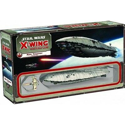 Star Wars X-Wing Rebel Transport Expansion Pack Fantasy Flight Games