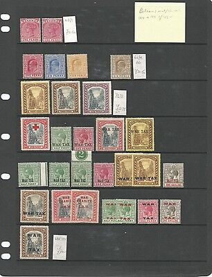 Bahamas mint & used collection on 6 pages inc sets. Cat £1132. Some MNH.