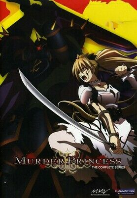 Murder Princess: The Complete [New DVD] Subtitled, Widescreen