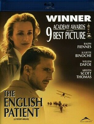 The English Patient [New Blu-ray] Ac-3/Dolby Digital, Digital Theater System,