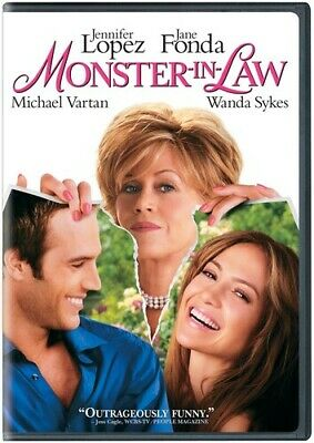 Monster-In-Law [New DVD] Eco Amaray Case, Repackaged