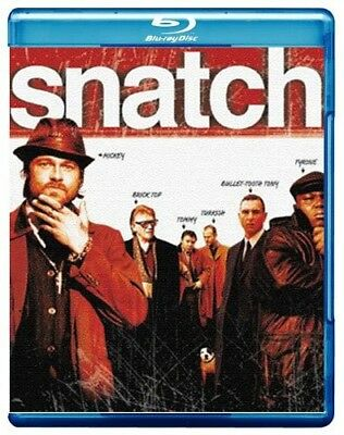 Snatch [New Blu-ray] Ac-3/Dolby Digital, Dolby, Dubbed, Subtitled, Widescreen