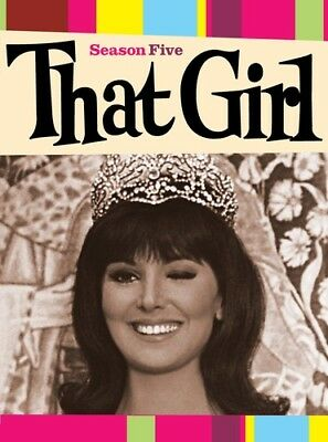That Girl: Season Five [New DVD] Full Frame, Slipsleeve Packaging, Digipack Pa