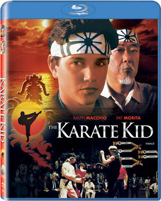 The Karate Kid [New Blu-ray] Dubbed, Subtitled, Widescreen