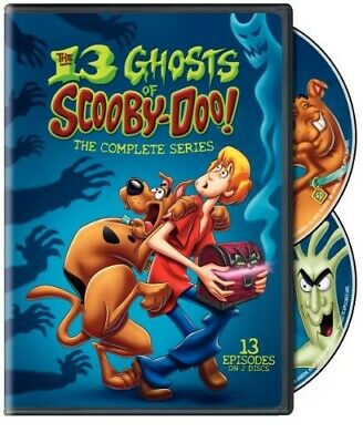 The 13 Ghosts of Scooby-Doo: The Complete Series [New DVD] Dolby, Eco Amaray C