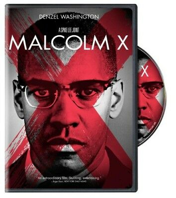 Malcolm X [New DVD] Full Frame, Repackaged, Subtitled, Widescreen, Ac-3/Dolby