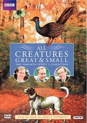 All Creatures Great & Small: The Complete Series 2 Collection [New DVD] Repack