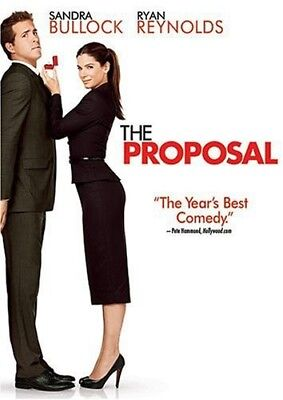 The Proposal [New DVD] Ac-3/Dolby Digital, Dolby, Dubbed, Subtitled, Widescree