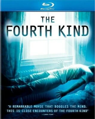 The Fourth Kind [New Blu-ray] Ac-3/Dolby Digital, Dolby, Digital Theater Syste