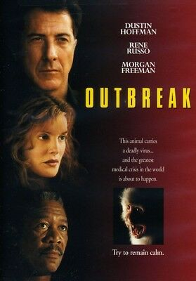 Outbreak [New DVD] Full Frame, Repackaged, Subtitled, Widescreen, Ac-3/Dolby D