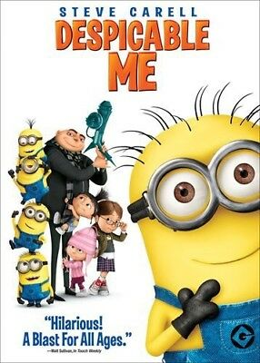 Despicable Me [New DVD] Ac-3/Dolby Digital, Dolby, Dubbed, Digital Video Servi