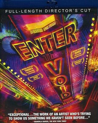 Enter the Void [New Blu-ray]