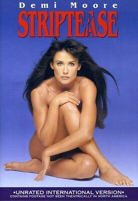 Striptease [New DVD] Amaray Case, Repackaged, Subtitled, Unrated, Widescreen