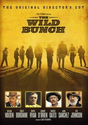 The Wild Bunch [New DVD] Full Frame, Repackaged, Subtitled, Widescreen, Ac-3/D