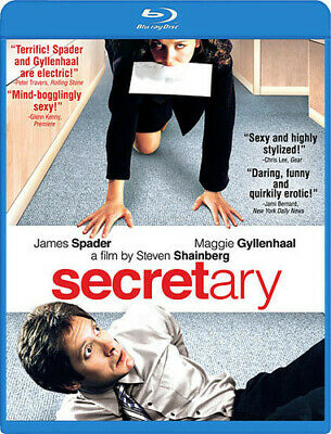 Secretary [New Blu-ray] Subtitled, Widescreen