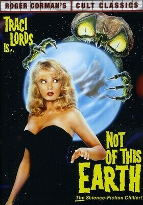 Not of This Earth [New DVD] Dolby