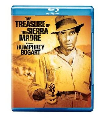 The Treasure of the Sierra Madre [New Blu-ray] Subtitled