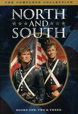North and South: The Complete Collection (Books One, Two & Three) [New DVD] Co