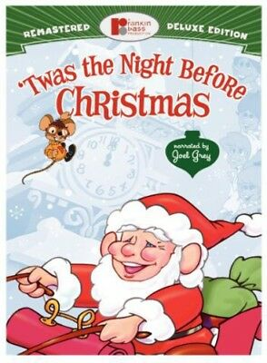 'Twas the Night Before Christmas [Deluxe  DVD Region 1 Deluxe ED.