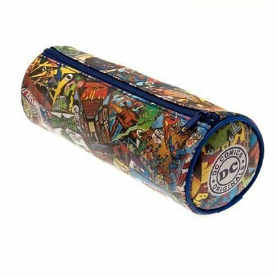 DC Comic Covers Pencil Case NEW