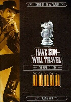 Have Gun, Will Travel: The Fifth Season, Vol. 2 [3 D DVD Region 1