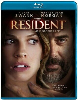 The Resident [New Blu-ray] Ac-3/Dolby Digital, Dolby, Digital Theater System,