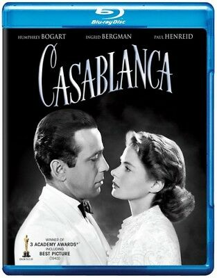 Casablanca [New Blu-ray] Casablanca [New Blu-ray] Anniversary Edition, Remaste