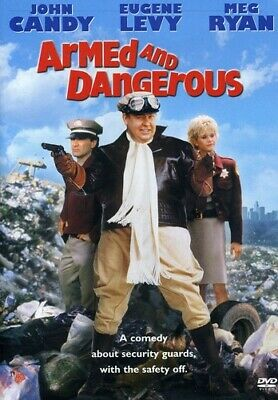 Armed and Dangerous [New DVD] Widescreen