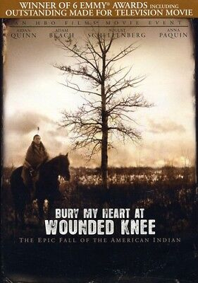 Bury My Heart at Wounded Knee [New DVD] Ac-3/Dolby Digital, Dolby, Dubbed, Eco