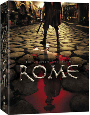 Rome: The Complete HBO Season 1 (6 Disc Box Set)  DVD