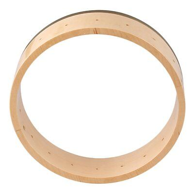 DIY Wood Color 11 Inch Maple Banjo Rim for Banjo Parts Accessories